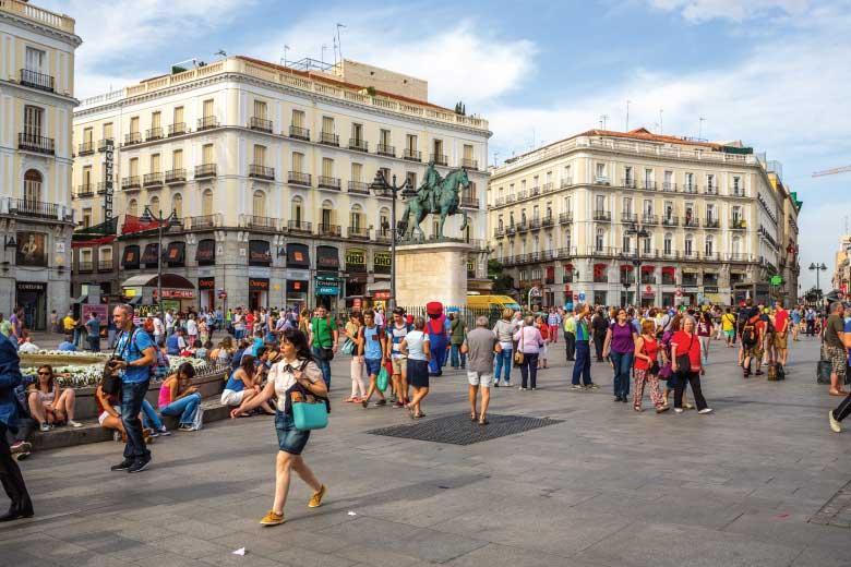Cómo viajar a Madrid
