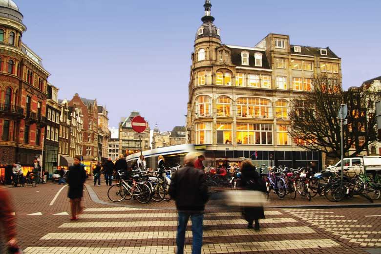 Seguro de viajero en Países Bajos