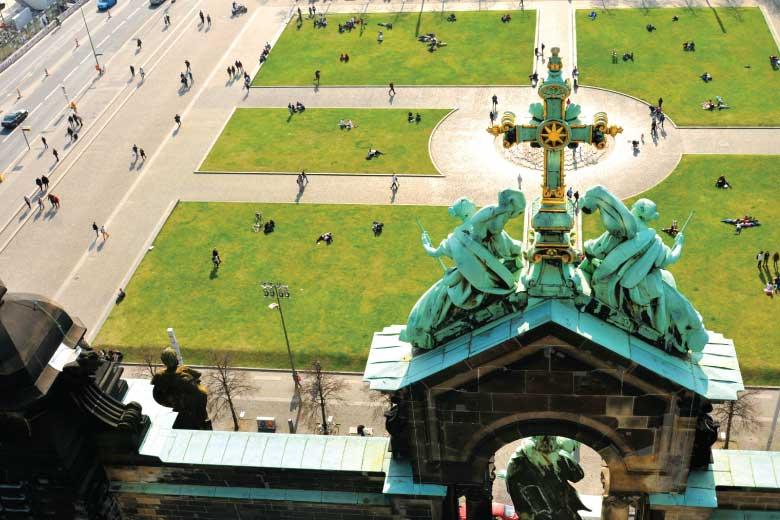 Hoteles y hostales en el centro de Berlín baratos