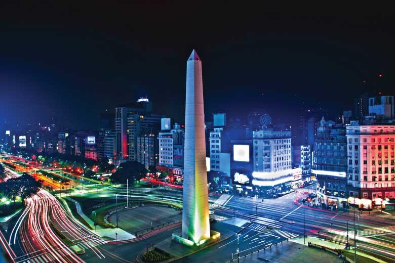Buscador de vuelos baratos a Argentina saliendo desde México directo