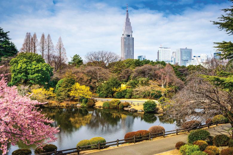 Vuelos a tokio Japón