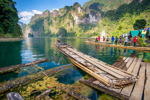 mochilero - tailandia