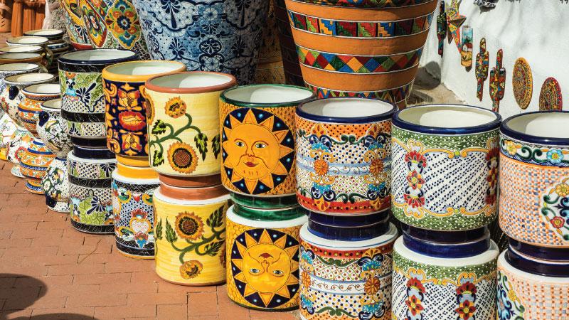 Talavera un regalo de puebla para el mundo for El mundo de los azulejos