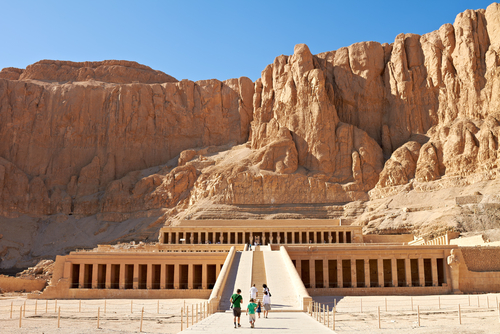 Viajes en Egipto