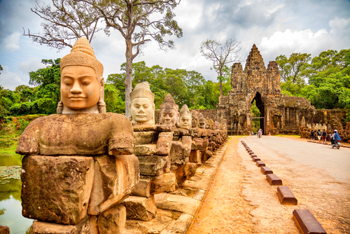Viajes sin visa, camboya