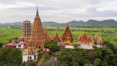 que visitar en Asia