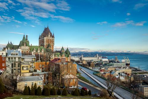 Ciudades que visitar en Canadá
